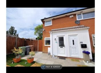 Thumbnail 2 bed flat to rent in Norwich Drive, Upton