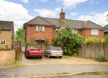 Thumbnail 4 bed semi-detached house for sale in Kingsmead, Monks Risborough, Princes Risborough