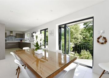 Thumbnail 4 bed detached house to rent in Lebanon Drive, Cobham, Surrey
