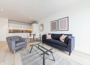 Thumbnail 2 bedroom flat for sale in Compass House, Royal Wharf
