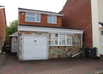 Thumbnail 3 bedroom detached house to rent in Victoria Road, Bradmore, Wolverhampton