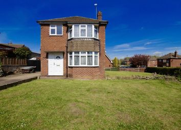 Thumbnail 3 bed detached house for sale in Bangor Road, Johnstown, Wrexham