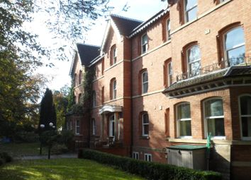 Thumbnail 1 bedroom flat to rent in Belvedere Gardens Belveder Gardens, Heaton Moor