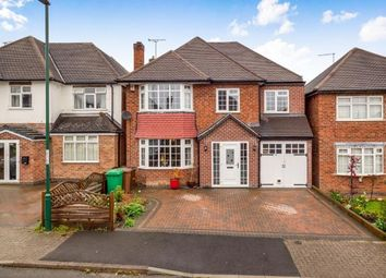 Thumbnail 5 bed detached house for sale in Charlecote Drive, Wollaton, Nottingham, Nottinghamshire