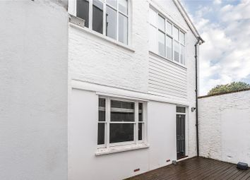 Thumbnail 2 bed mews house for sale in Clapham Manor Street, London