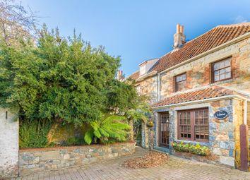 Thumbnail 2 bed semi-detached house to rent in La Villette, St. Martin, Guernsey