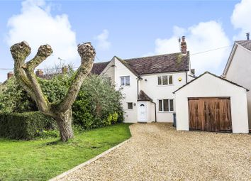Thumbnail 3 bed semi-detached house for sale in Bushey Row, Bampton, Oxfordshire