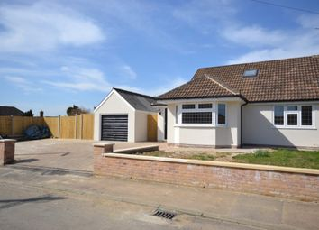 Thumbnail 4 bed semi-detached bungalow for sale in Cannons Close, Bishop's Stortford