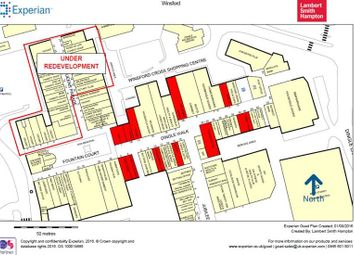 Thumbnail Retail premises to let in Winsford Cross Shopping Centre, Winsford
