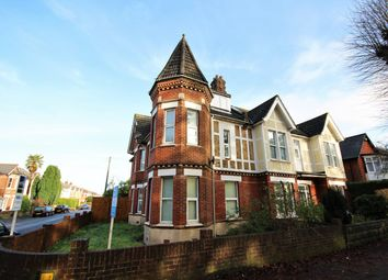Thumbnail 2 bed flat for sale in Fortescue Road, Bournemouth