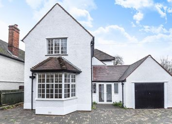 Thumbnail 4 bedroom detached house for sale in Henley Avenue, Iffley, Oxford