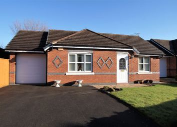 Thumbnail 3 bed bungalow for sale in Elm Drive, Holmes Chapel, Crewe