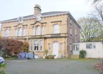 Thumbnail 1 bed flat to rent in Beresford Road, Prenton