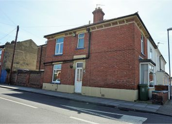 Thumbnail 3 bed end terrace house for sale in Hatfield Road, Southsea
