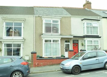 Thumbnail 3 bed terraced house for sale in Carnglas Road, Sketty, Swansea