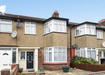 Thumbnail 3 bedroom terraced house for sale in Brading Road, Croydon