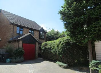 Thumbnail 4 bed detached house for sale in Byards Green, Potton