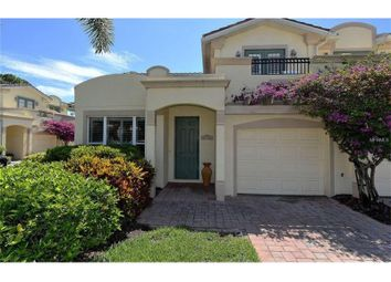 Thumbnail 3 bed town house for sale in 1124 Beachcomber Ct #6, Osprey, Florida, 34229, United States Of America