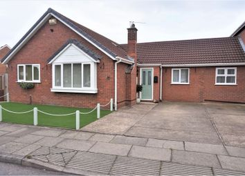 Thumbnail 3 bedroom detached bungalow for sale in Cyrano Way, Grimsby