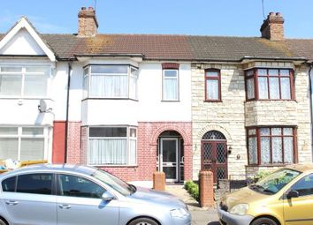 Thumbnail 3 bed terraced house for sale in Clinton Crescent, Ilford