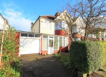 Thumbnail 3 bed semi-detached house for sale in Westfield Drive, Kenton