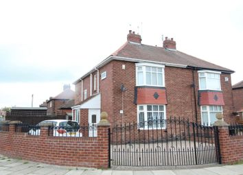 Thumbnail 3 bed semi-detached house for sale in Hartleyburn Avenue, Hebburn