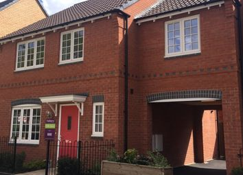 Thumbnail 4 bed detached house for sale in Whinfell Ashberry Homes Robins Wood Road, Nottingham