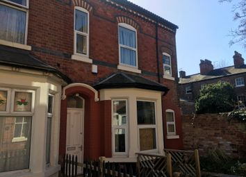 Thumbnail 5 bed end terrace house for sale in Tudor Grove, Nottingham, Nottinghamshire