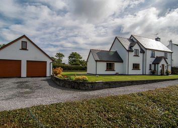 Thumbnail 4 bed detached house for sale in Trumpet Lane, Reynoldston, Swansea