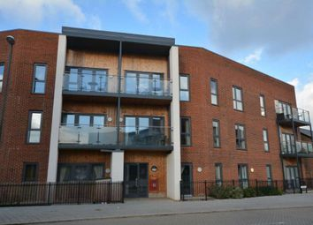Thumbnail 1 bedroom flat to rent in Atlas Way, Milton Keynes Village, Milton Keynes