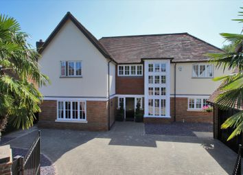 Hollandbury Park, Kings Hill, West Malling, Kent ME19. 5 bed detached house