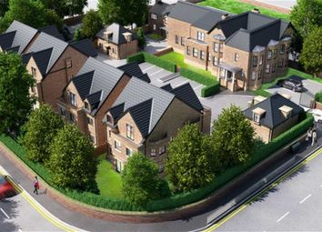 Thumbnail 3 bed flat for sale in 'silverwood', Barlow Moor Road, Didsbury, Manchester