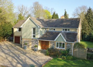 Thumbnail Detached house for sale in Livermere Road, Great Barton, Bury St. Edmunds
