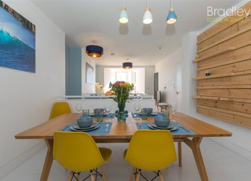 Thumbnail 2 bed flat for sale in The Promenade, Penzance, Cornwall