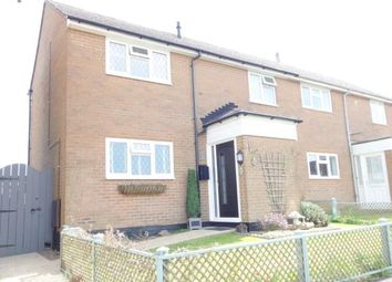 Thumbnail 2 bed end terrace house for sale in Prescott Close, Dover, Kent, .