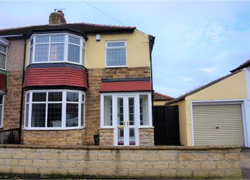 Thumbnail 3 bed semi-detached house for sale in The Crescent, Hartlepool