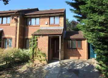 Thumbnail 3 bed end terrace house for sale in Holly Gardens, West Drayton