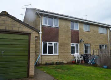 Thumbnail 2 bed semi-detached house for sale in Broad Acres, Gillingham