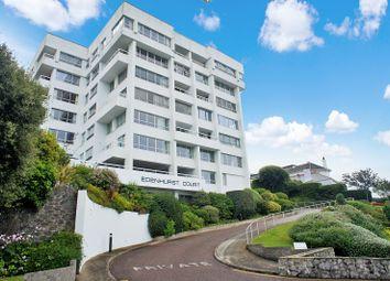Thumbnail 2 bed flat for sale in Edenhurst Court, Park Hill Road, Torquay