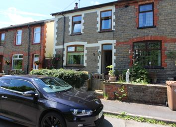 Thumbnail 2 bed end terrace house to rent in Kennard Terrace, Crumlin, Newport