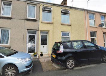 3 bed terraced house for sale in Heol Y Meinciau, Pontyates, Llanelli SA15