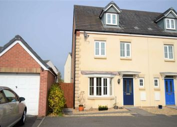 Thumbnail 4 bedroom town house for sale in Glan Yr Afon, Swansea