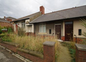 Thumbnail 1 bed terraced bungalow for sale in Aged Miners Homes, Sherburn Hill, Durham