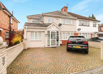 Thumbnail 5 bedroom semi-detached house to rent in The Chase, Watford