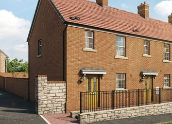 Thumbnail 2 bedroom semi-detached house for sale in Highfields, Tonyrefail, Porth