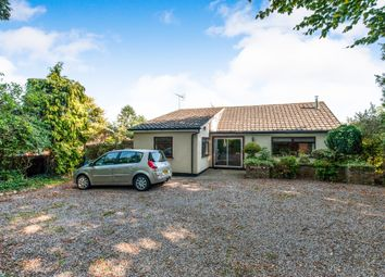 Thumbnail 4 bed detached bungalow for sale in Duchess Drive, Newmarket