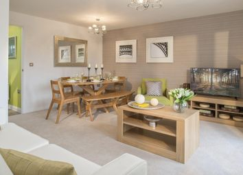 "Thumbnail 3 bed end terrace house for sale in ""Folkestone"" at Farriers Green, Lawley Bank, Telford"