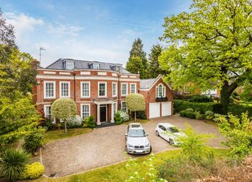 Thumbnail 7 bed detached house for sale in Spicers Field, Oxshott, Leatherhead
