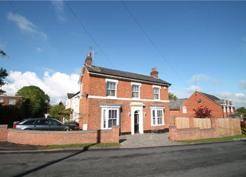 Thumbnail 4 bed detached house to rent in Church Road, Webheath, Redditch