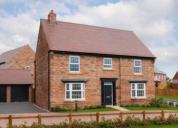 """Thumbnail 5 bedroom detached house for sale in """"Henley"""" at Mahaddie Way, Warboys, Huntingdon"""